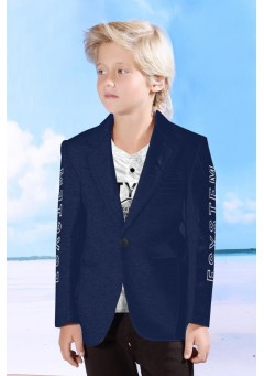 Boys Denim Blazer ..