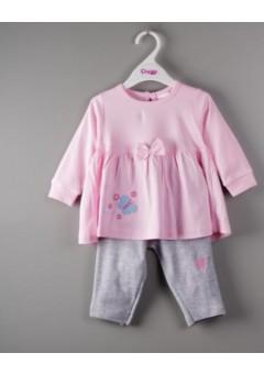 Girls baby pink pe..