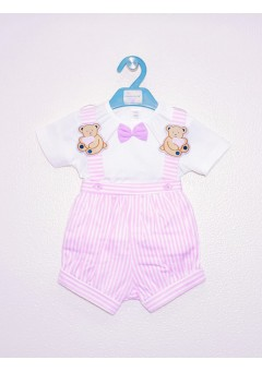 Baby girl dungaree..