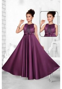 Girls western gown..
