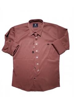 Boys Satin shirt w..