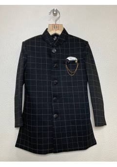 Boys checkered ind..